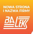 Strona firmy Baleks